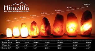 Himalayan Salt Lamp Pyramid by Himalayan Salt Lamps Benefits Ebay
