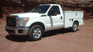 100 Ford Service Trucks 2015 F250 Regular Cab 4x2 Truck Tates Center