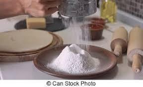 tamiser cuisine femme farine cuisine tamiser haut par fin crible métrage