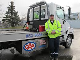 100 Tow Truck Driver Requirements Winter Driving Tips From A CAA The Daily Boost