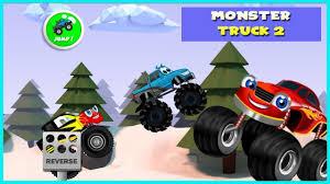 100 Kids Monster Trucks Truck Game For 2 Racing Adventure Videos