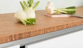 plan de travail en bambou pour cuisine plan de travail en bambou cuisine les plans thoigian info