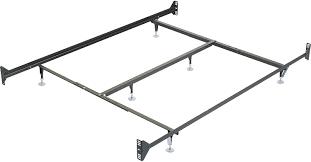 Bed Frames In Walmart by Bed Frames Bed Slat Support Leg Bed Frame Support For Wood Rails