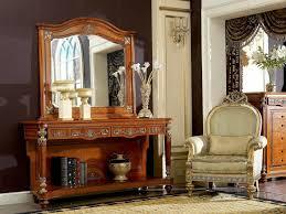 kommode vitrine konsole wohnzimmer kommoden sideboard mit spiegel barock rokoko