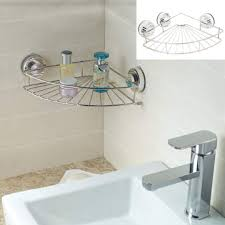 huis duschregal ecke aufbewahrung saugnapf wandregal