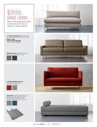 Cb2 Movie Sleeper Sofa by Sleeper Sofa Illuminated Flex Gravel Sleeper Sofa Flex Sofa