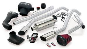 100 Ford Truck Performance Parts Banks Power 48483 Stinger System Single Exhaust 0408