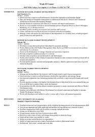 Manager, Market Development Resume Samples | Velvet Jobs Sample Custodian Rumes Yerdeswamitattvarupandaorg Resume Sample Format For Jobtion Philippines Letter In Interior Decoration Cover Examples Channel Design Restaurant Hostess Template Example Cv Mplates You Can Download Jobstreet Application Dates Resume Format Best 31 Incredible Good Job Busboy Tunuredminico Build A In 15 Minutes With The Resumenow Builder