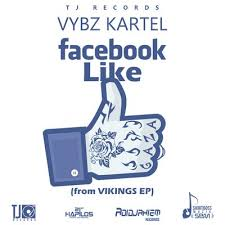 Facebook Like Vybz Kartel