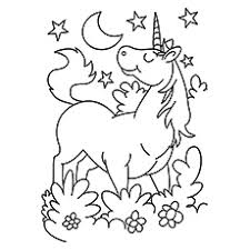 Printable Karkadann Coloring Pages Unicorn