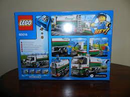 100 Lego City Tanker Truck CITY 60016 CITY 60016
