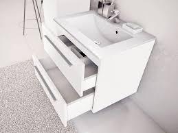 waschtischunterschrank libato 60 hochglanz ohne waschbecken