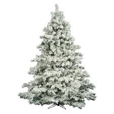 22 Best The Unlit Flocked Artificial Christmas Trees Images On How To Flock An