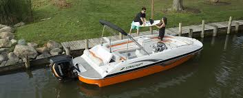 Hurricane Fun Deck 201 by Field Series Type 1 Boats Starcraft Marine