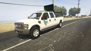 100 Ohio Light Truck Dept Of Transportation Arrow Board Texture GTA5Modscom