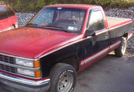 100 Wrecked Chevy Trucks 1990 C1500 Truck Manual