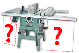 Cabinet Table Saw Mobile Base by Mobile Tablesaw Workstation