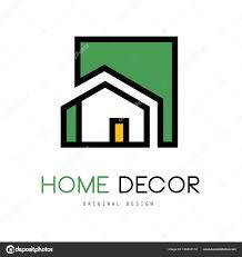 100 Interior Designers Logos Geometric Vector Logo With Abstract Building Original