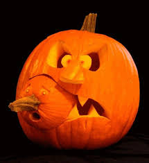 Halloween Pumpkin Carving With Drill by 21 Spooky Pumpkin Carvings Ideas For Halloween Decor Pennyroach