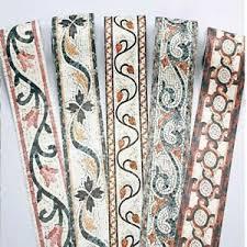 details zu mosaik selbstklebend wandaufkleber tapete sockelleiste bordüre badezimmer küche