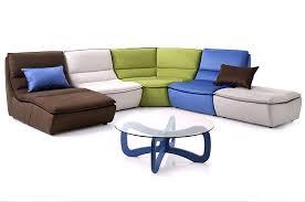 canape chauffeuse modulable canapés tissu les salons fauteuils canapés