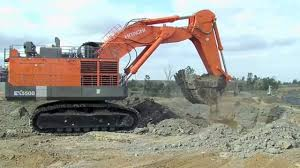 Excavator Videos For Children Digging With Bruder Trucks And Monster ...