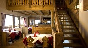 Cozy Hotel Restaurant Piz Seteur Next To The Gralba Ski Area Rustic Style