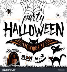 Zombie Hand Pumpkin Stencil Free by Vector Illustration Halloween Celebration Poster Halloween Stock