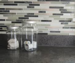 Smart Tiles Peel And Stick by Kitchen Thrifty Crafty Easy Kitchen Backsplash With Smart