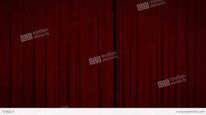Sheer Curtain Fabric Crossword by Red Curtain With Spotlight Opening Stock Animation Royalty Free