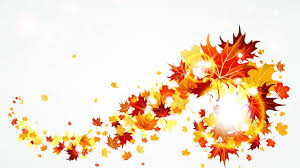 Fall Leaves Clipart Group