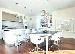 Pendant Lighting Over Kitchen Table Light Fixtures