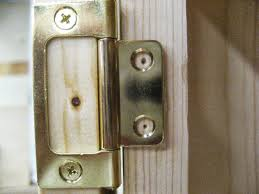 installing non mortise hinges on inset cabinet doors with face