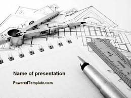 Floor Plan Template Powerpoint by Scale Drawing Powerpoint Template By Poweredtemplate Com Youtube