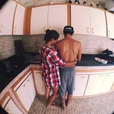 couples amour cuisine cuisiner savon grunge cuisine image 3314127 par
