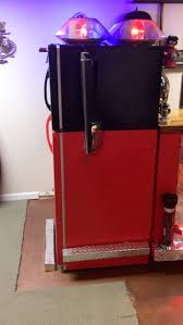 Fire Engine Bar With DIY