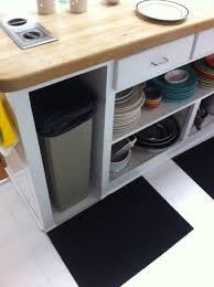 Under Cabinet Trash Can Pull Out by Large Under Counter Trash Bin In Need Of A Pull Out System