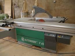 altendorf manchester woodworking machinery