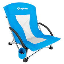 Amazon.com : KingCamp Low Sling Beach Camping Folding Chair With ... 12 Best Camping Chairs 2019 The Folding Travel Leisure For Digital Trends Cheap Bpack Beach Chair Find Springer 45 Off The Lweight Pnic Time Portable Sports St Tropez Stripe Sale Timber Ridge Smooth Glide Padded And Of Switchback Striped Pink On Hautelook Baseball Chairs Top 10 Camping For Bad Back Chairman Bestchoiceproducts Choice Products 6seat