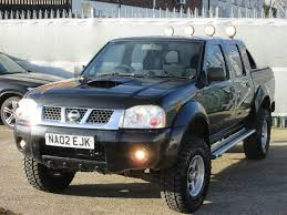 2002 (02 Reg), Nissan Navara 2.5 Di Crewcab Pickup 4dr | In Grays ... 2016 Nissan Titan Xd 56l 4x4 Test Review Car And Driver Used Navara Pickup Trucks Year 2006 Price 4791 For Sale Longterm 2018 Frontier Expert Reviews Specs Photos Carscom Navara Wikipedia Toyota Take Another Swipe At Pickup Pickup Flatbed 4x4 Commercial Truck Egypt What To Expect From The Resigned Midsize 2014 Rating Motor Trend Elegant Models Diesel Dig Lowbed Cars Sale On Carousell