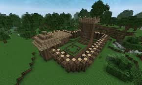 Minecraft Pumpkin Farm Tower by Challenge Castle Building Challenge Survival Mode Minecraft