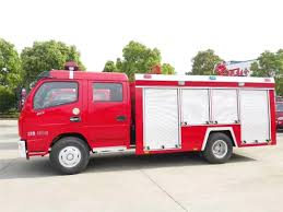 China Dongfeng Mini Fire Rescue Vehicle Foam Water Fire Truck Photos ...