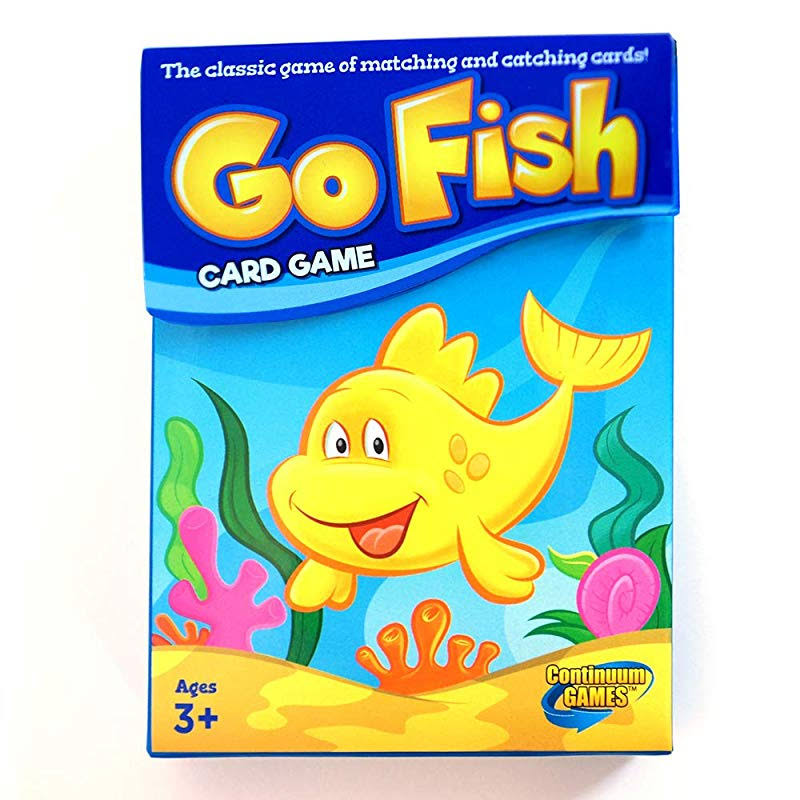 Continuum Games | Continuum Go Fish Card Game