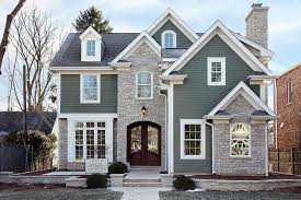 mountain hardie exterior traditional with white windows d