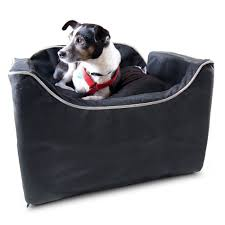 Snoozer Cozy Cave Pet Bed by Snoozer Overstuffed Luxury Dog Sofa Wishbox