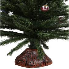 6ft Fibre Optic Christmas Tree With Stars by Beautiful 6ft 180cm Green Fibre Optic Christmas Tree With Stars