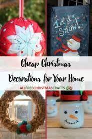 45 Cheap Christmas Decorations For Your Home