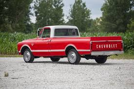 1967 Chevrolet C10 | Fast Lane Classic Cars 1967 Chevrolet C10 Custom Pickup Red Hills Rods And Choppers Inc Hot Rod Network Chevy Stepside Truck 454400 12 Bolt Posi Ps Rebuilt A 67 With 405hp Zz6 To Celebrate 100 Years Of Ck For Sale Near Cadillac Michigan 49601 S241 Kansas City Spring 2012 Sema Seen Ctennialcelebration Pickup Truck K20 4x4 Cars Trucks Web Museum Ousci Preview Chris Smiths For Sale396fully Restored Fantastic