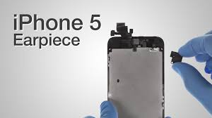 Earpiece Repair iPhone 5 How to Tutorial