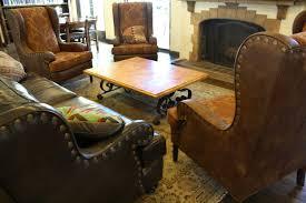Sweet Looking Spanish Style Furniture Rustic Library Demejico